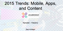 2015 Trends: Mobile, Apps, and Content